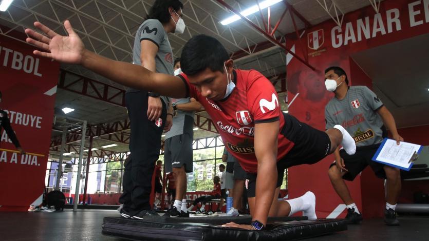 Selección Peruana: seis jugadores nacionales que militan en la MLS comenzaron a trabajar en la Videna