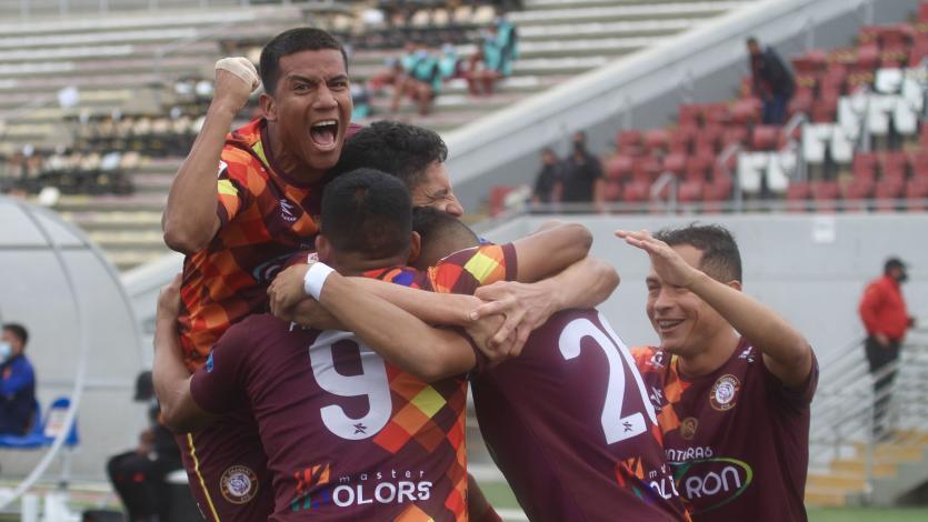Liga2: Chankas CYC venció 3-1 a Atlético Grau por la fecha 9 de la Fase 2 (VIDEO)