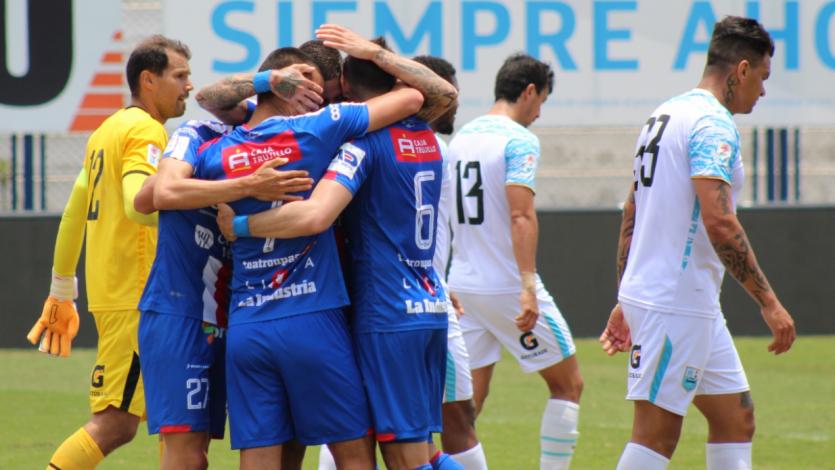 Liga1 Movistar: Carlos A. Mannucci superó a Deportivo Llacuabamba por el grupo B