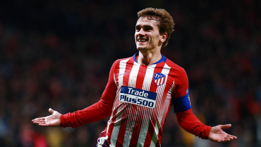 Antoine Griezmann se quedaría en el Atlético Madrid