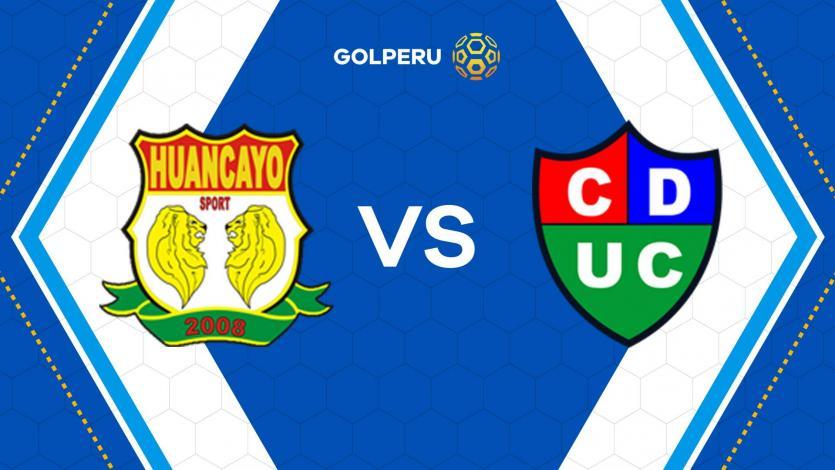 Sport Huancayo recibe a Unión Comercio en la 'Incontrastable'