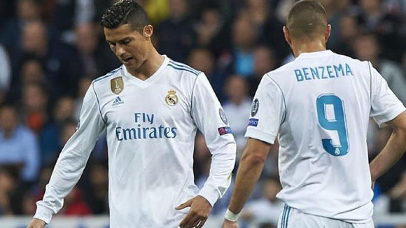 """Benzema: """"Cuando estaba Cristiano él marcaba los goles, ahora me toca a mí"""""""
