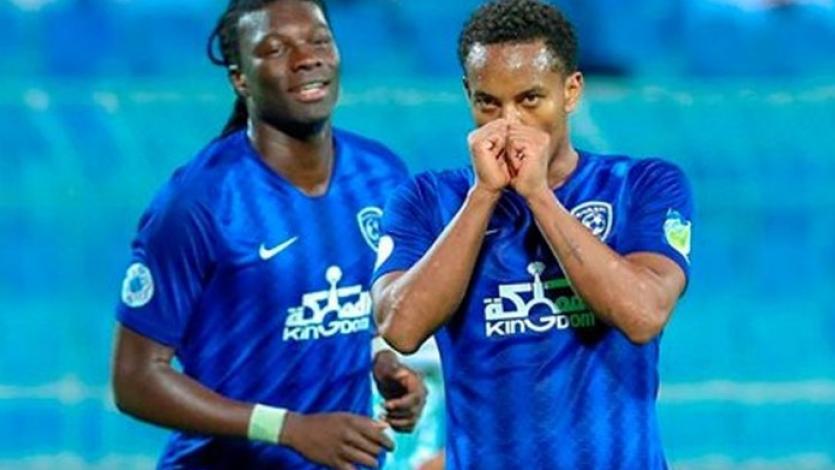 André Carrillo anotó un gol y dio una asistencia en un nuevo triunfo del Al-Hilal