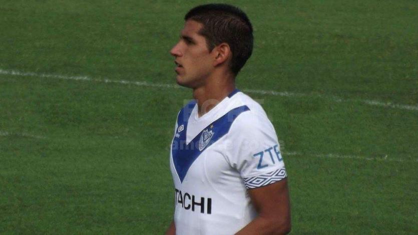 Luis Abram marca su primer gol en el fútbol argentino