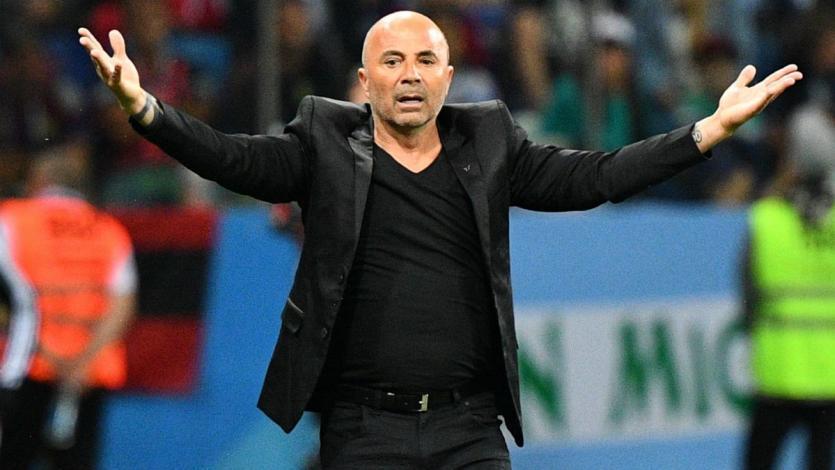 Jorge Sampaoli será el nuevo entrenador del Santos