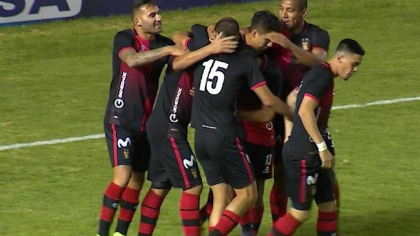 EN VIVO por GOLPERU: Melgar 1-1 Sport Boys