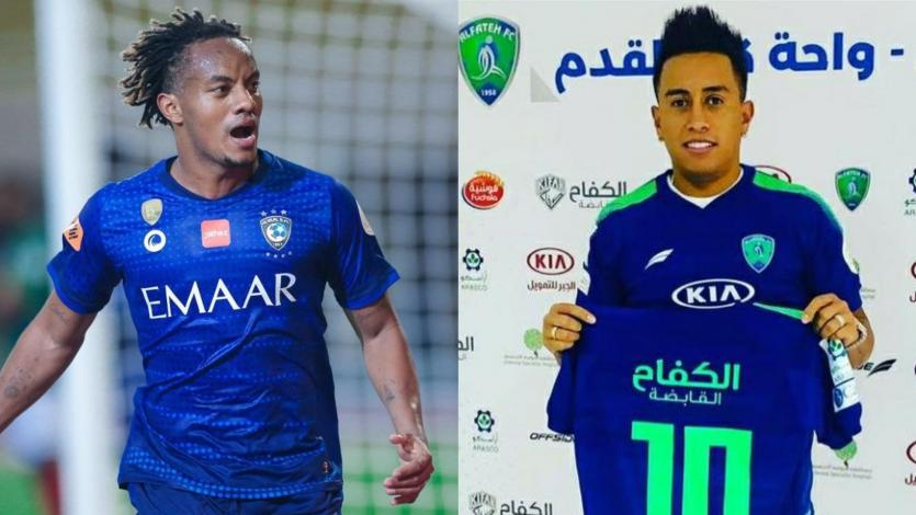 Christian Cueva: ¿cuándo enfrenta a André Carrillo por la liga de Arabia Saudita?