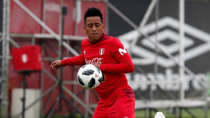 Christian Cueva podría ser compañero de André Carrillo en el Al-Hilal