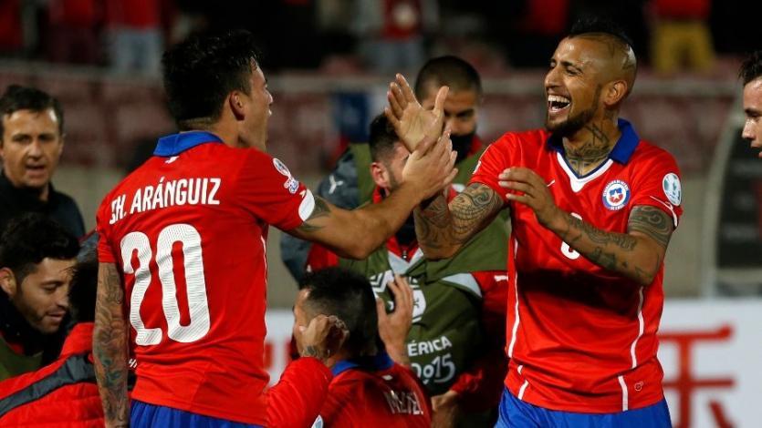 Selección de Chile: las posturas opuestas de Vidal y Aránguiz sobre el amistoso ante Perú