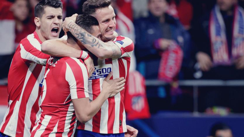 Champions League: Atlético de Madrid se impuso como local ante el Liverpool en el duelo de ida (VIDEO)
