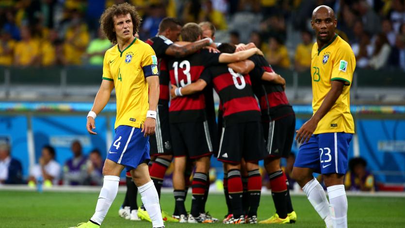 Copa Mundial: se cumplen 6 años del histórico Alemania 7-1 Brasil