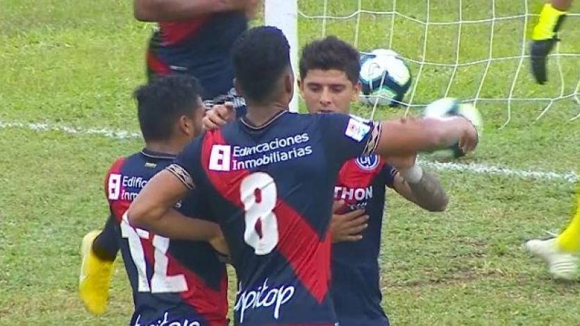 Copa Bicentenario: Deportivo Municipal dio la sorpresa fuera de casa y eliminó a Unión Comercio (VIDEO)