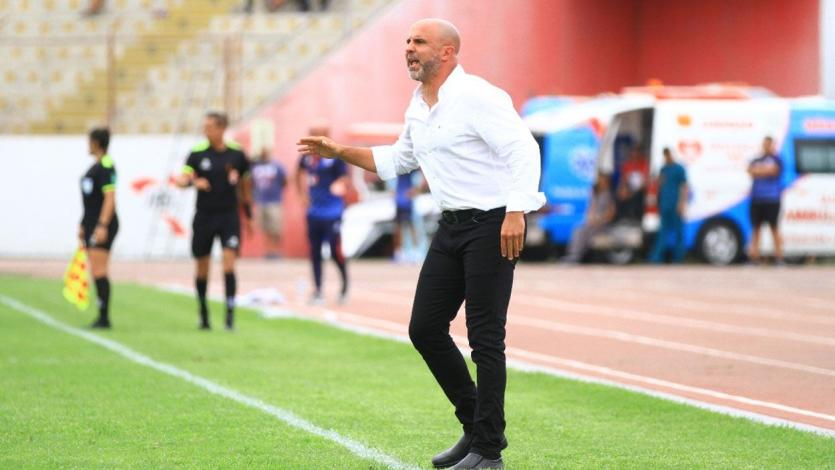 Liga1 Movistar: Hernán Lisi dejó de ser entrenador de Cantolao