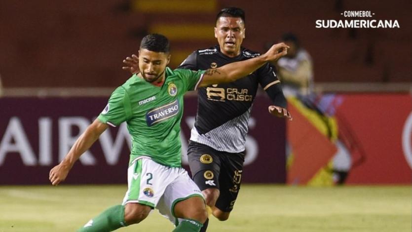Copa Sudamericana: Cusco FC dio el primer paso a hacia la segunda fase derrotando a Audax Italiano (VIDEO)