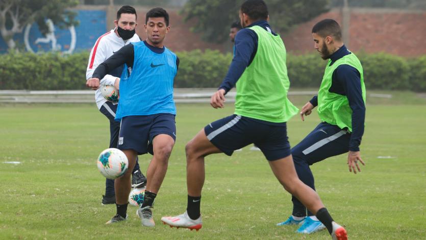 Liga1 Movistar: Alianza Lima comenzó segunda fase de entrenamientos