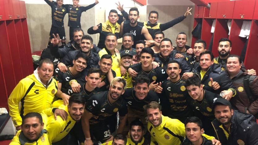 Maradona lo hizo: Dorados clasificó a las semifinales del Ascenso MX