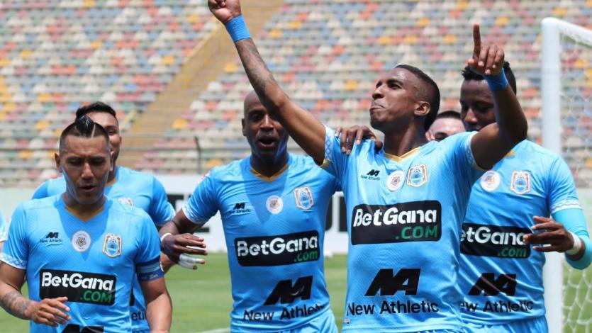 Liga1 Movistar: con gol de Johan Arango, Binacional superó a la Academia Cantolao (VIDEO)