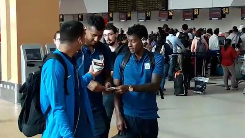 Alianza Lima partió a Barranquilla para enfrentar a Junior