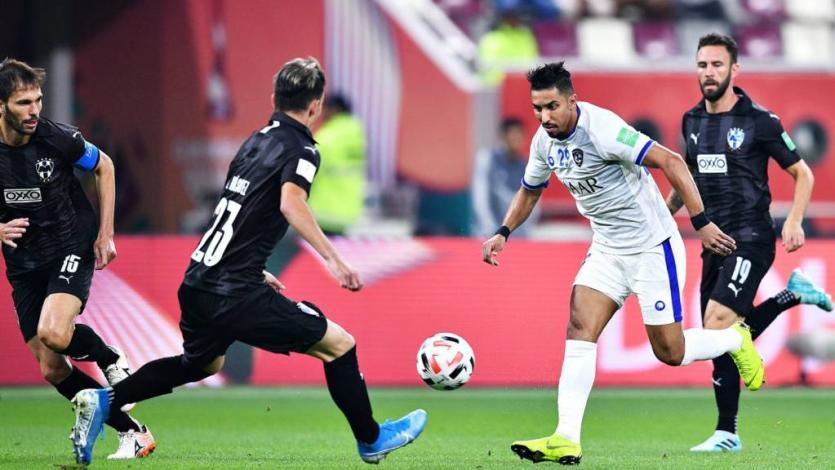 Mundial de Clubes: Al Hilal, sin André Carrillo por expulsión, perdió el tercer puesto con Monterrey