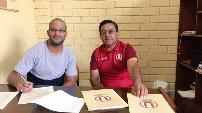 Universitario de Deportes: Alberto Rodríguez renovó por todo el 2019