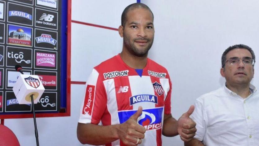 Alberto Rodríguez se recuperó y fue convocado por Junior
