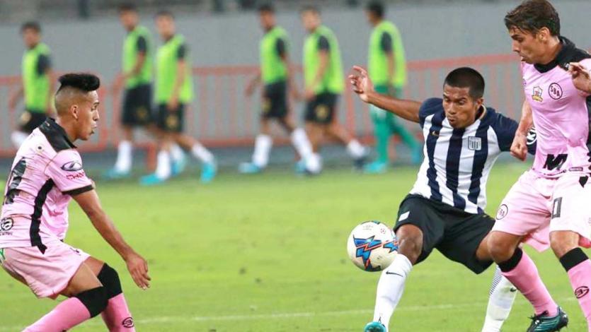 Torneo Clausura: partido entre Alianza Lima y Sport Boys quedó suspendido