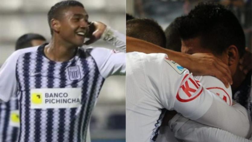 Sporting Cristal vs. Alianza Lima: la picardía de Aldair Fuentes para el gol de Luis Ramírez (VIDEO)