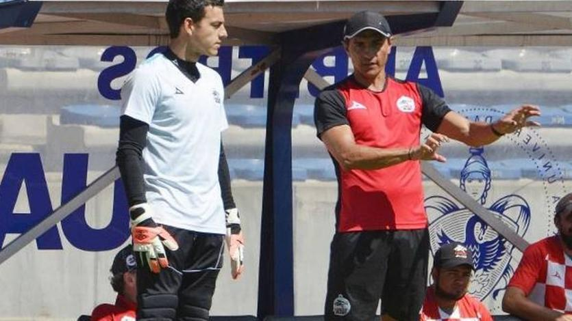 Alejandro Duarte disputó su primeros minutos con Lobos BUAP