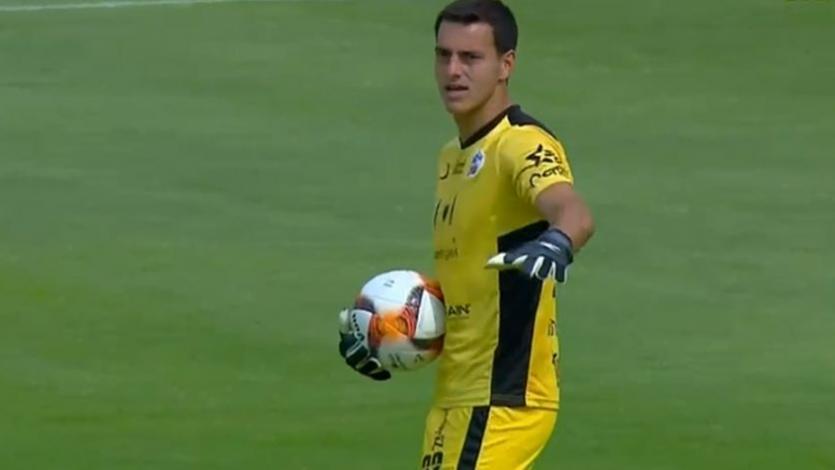 Alejandro Duarte hace su debut oficial en la Liga MX con Lobos BUAP