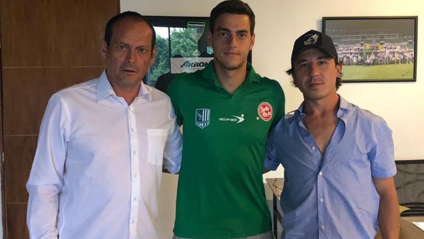 Alejandro Duarte es el nuevo arquero del Club Atlético Zacatepec mexicano (VIDEO)