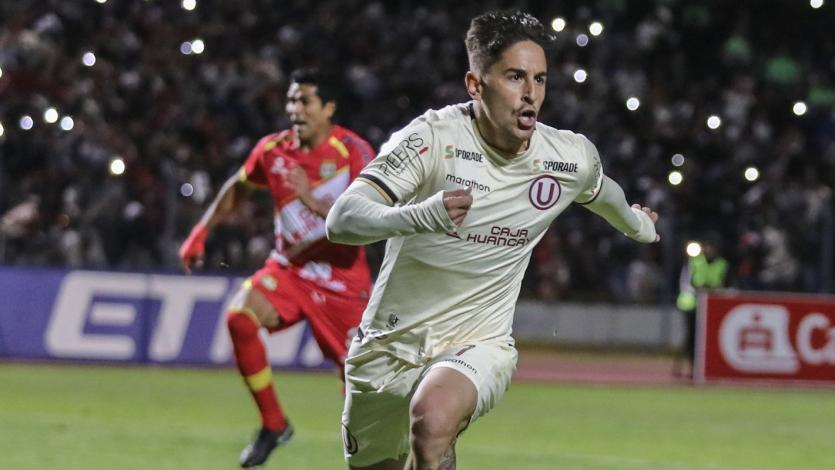 Alejandro Hohberg se pronunció sobre su ausencia en la Selección Peruana, pese a su momento en Universitario