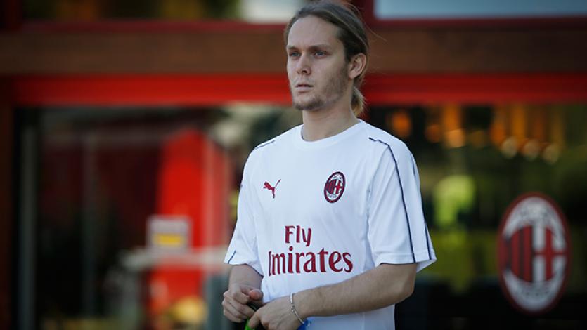 Alen Halilovic firma por el AC Milán