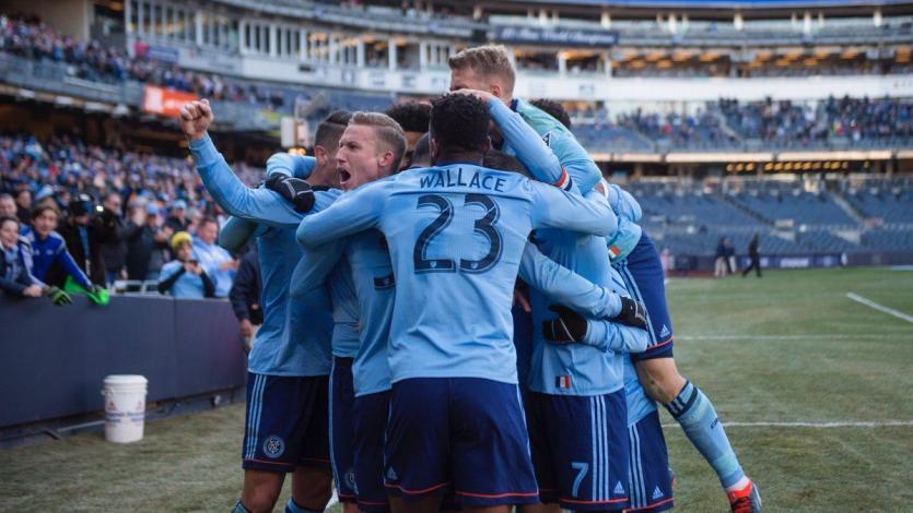 Alexander Callens y NY City sumaron su segundo triunfo en la MLS