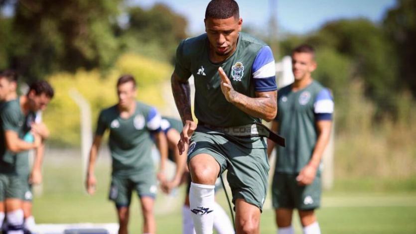 Alexi Gómez se perfila para debutar con Gimnasia este lunes