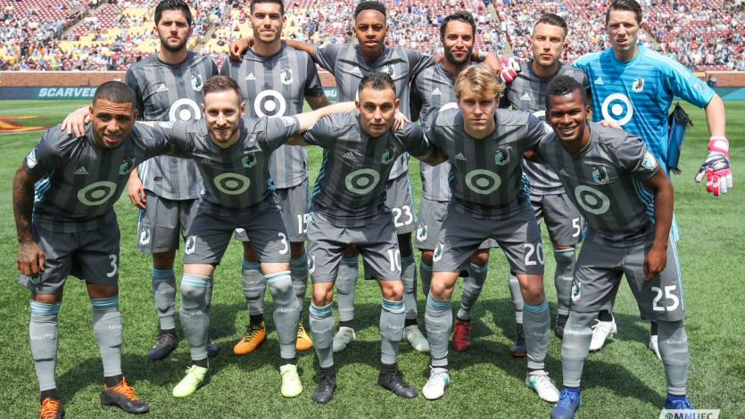 Alexi Gómez brilla en triunfo de Minnesota United