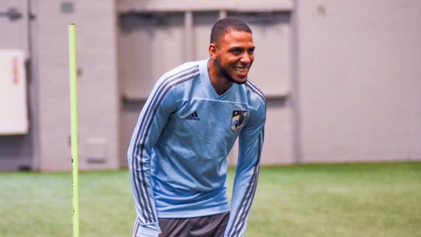 Alexi Gómez comenzó a entrenar con el Minnesota United de la MLS