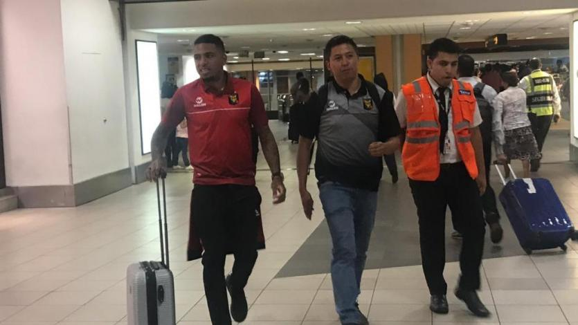 Alexi Gómez habilitado para jugar en Copa Libertadores