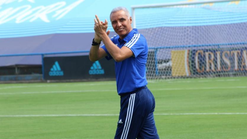 Alexis Mendoza no va más en Sporting Cristal