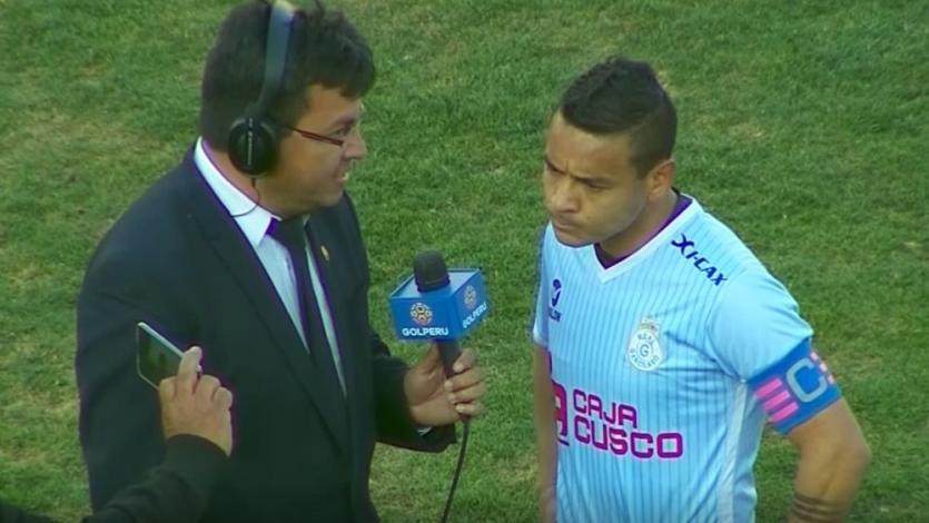 Alfredo Ramúa tras triunfo de Real Garcilaso: