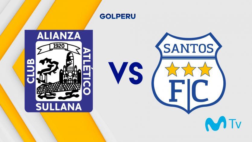 Alianza Atlético vs. Santos FC: El 'vendaval' busca acercarse a los primeros lugares de la Liga2