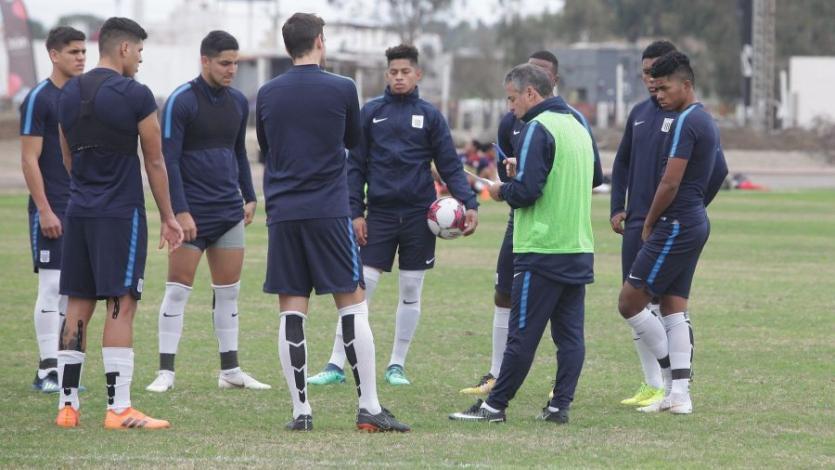 Alianza Lima cerró su minipretemporada goleando en dos amistosos