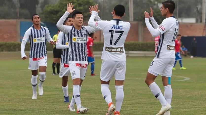 Torneo de Reservas: Alianza Lima de visita venció 1-0 a Deportivo Municipal en un partidazo