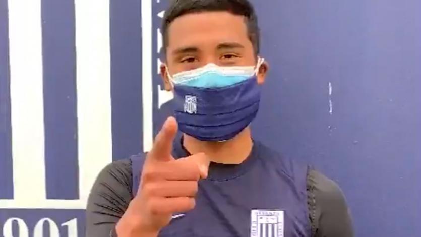 Los jugadores de Alianza Lima promueven una campaña para cuidar el agua (VIDEO)