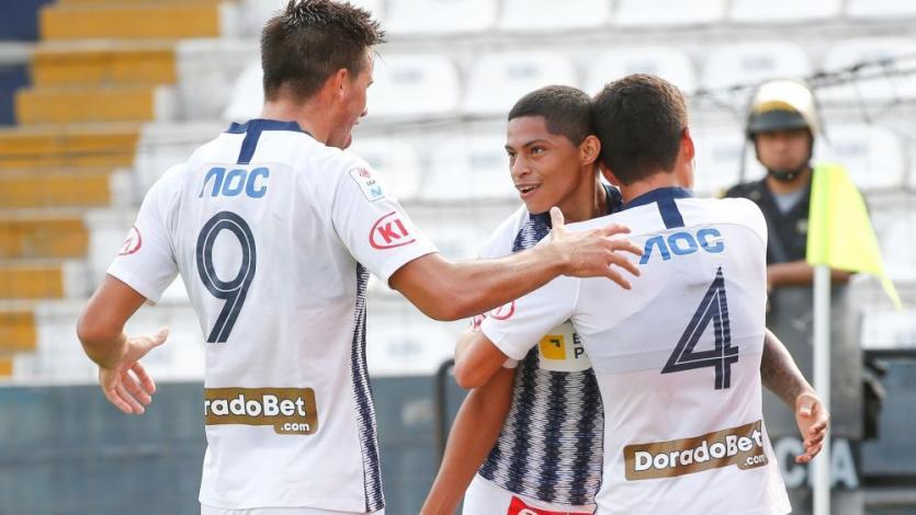 Liga1 Movistar: Alianza Lima recibirá a Unión Comercio en el estadio Alberto Gallardo