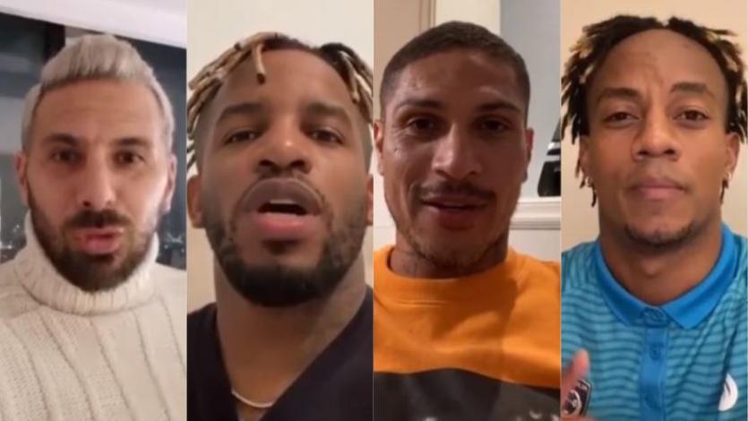 Alianza Lima: Pizarro, Farfán, Guerrero y Carrillo enviaron mensaje a los hinchas (VIDEO)