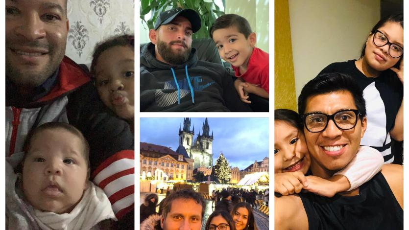 Alianza Lima: 5 jugadores comparten su experiencia como padres en su día