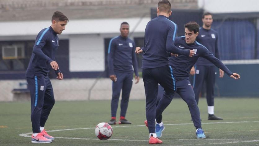 Alianza Lima sostuvo un amistoso con The Strongest en la Videna