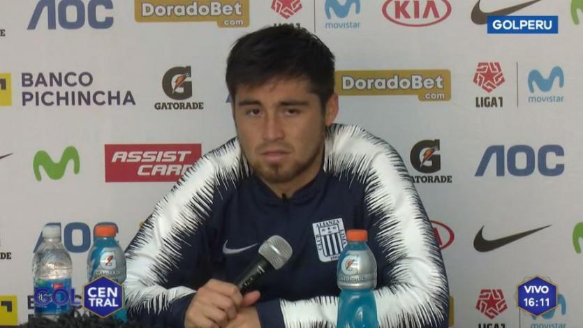 Rodrigo Cuba y su autocrítica: