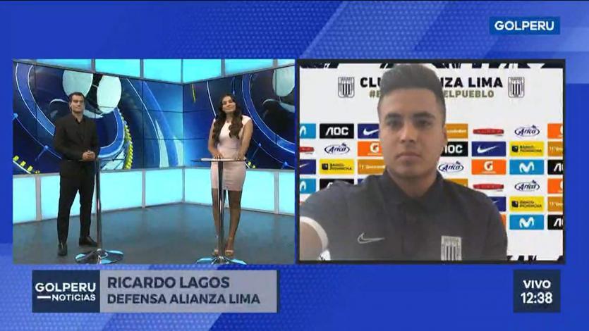 Ricardo Lagos en Alianza Lima: