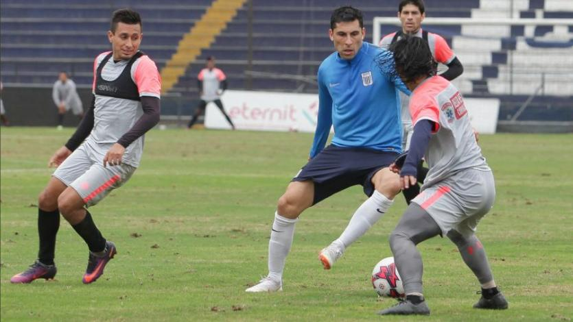 Alianza Lima perdió ante Sport Boys en partido amistoso